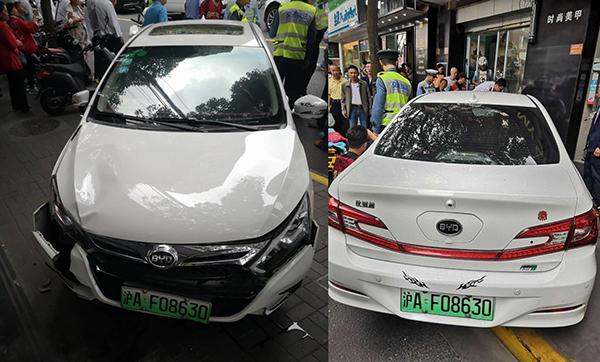 抗法肇事网约车车辆与司机不合规,司机被罚一万滴滴被罚十万