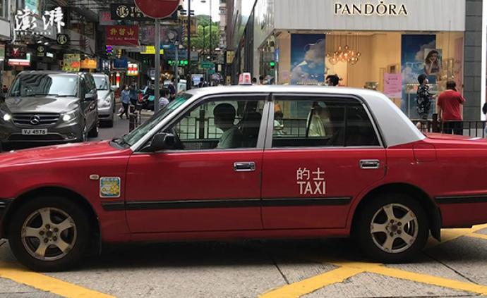 香港出租车行业:街头塞车重现,行业有好转,期望疫情过去